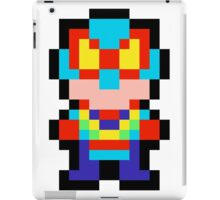 Pixel Captain Rainbow iPad Case/Skin
