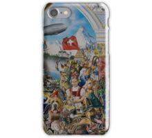 Europe (Cliche snapshot of Western Europe) iPhone Case/Skin