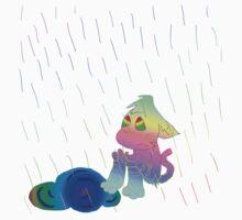 RR Rainbow Rain Kids Tee