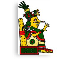 Chicomecoatl Canvas Print