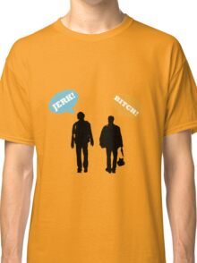 Supernatural Brothers Will Be Brothers Classic T-Shirt