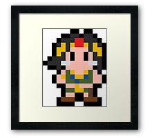 Pixel Kameo Framed Print