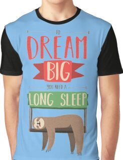 Sleeppp.... Graphic T-Shirt