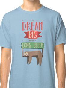 Sleeppp.... Classic T-Shirt