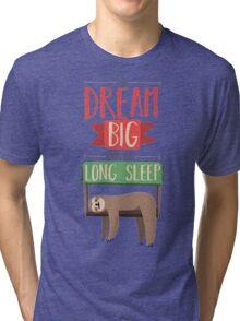 Sleeppp.... Tri-blend T-Shirt