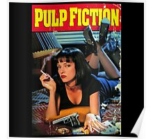 Pulp Fiction Poster Poster