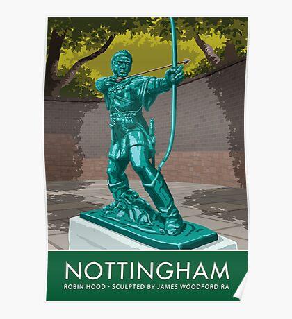 Nottingham, Robin Hood Poster