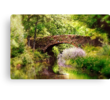 A summers dream Canvas Print