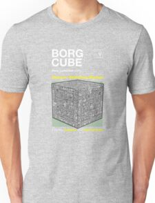 Owners' Manual - Borg Cube - T-shirt Unisex T-Shirt