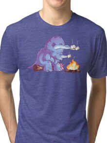 Triceramallows Tri-blend T-Shirt