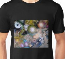 'Unhinged Society' - David Bowie (No. 9 in the Rock Art Music Series) Unisex T-Shirt