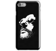 Lèon Movie Black and White Vectorized <3 iPhone Case/Skin