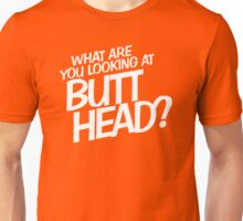 Back to the Future 'Butt Head' quote Unisex T-Shirt