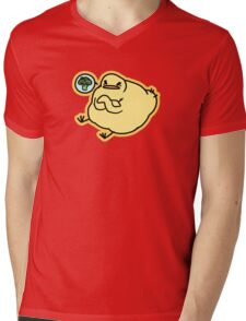 Picky Birdblob Mens V-Neck T-Shirt