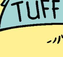 Tuff Birdblob Sticker