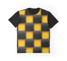 3d squares background Graphic T-Shirt