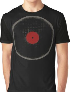 The Vinyl Record Graphic T-Shirt