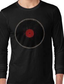 The Vinyl Record Long Sleeve T-Shirt