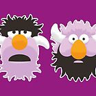 Two-Headed Monster - Ch-eese! Ch-eese! by LuisD