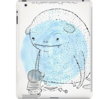 It's a secret between me and you iPad Case/Skin