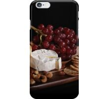 Savory Food Styling iPhone Case/Skin