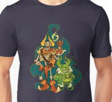 Clintz and Pugna heroes Unisex T-Shirt