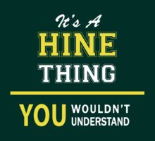 It's A HINE thing, you wouldn't understand !! by satro