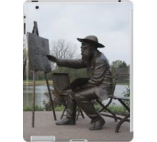 The Lone Painter iPad Case/Skin