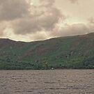 Panorama of Bassenthwaite Lake, English Lake District by Stephen Frost
