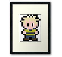 Pixel Cooper Framed Print