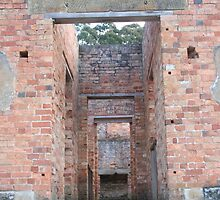 Doorways to history by Leanne Davis