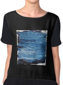 James Bay -  Hold Back the River Chiffon Top