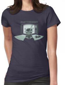 Postresgeist Womens Fitted T-Shirt
