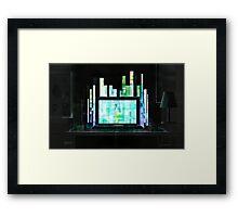 Laptop Framed Print