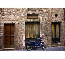 Country Casa Photographic Print