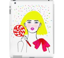Heidi iPad Case/Skin