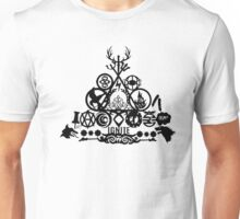 all your book fandoms v2.0 Unisex T-Shirt