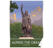 Alfred the Great, Winchester Poster