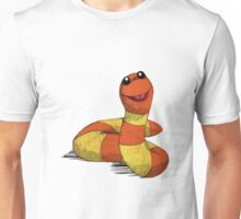 worms happy Unisex T-Shirt