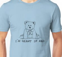 Great in Bed Unisex T-Shirt