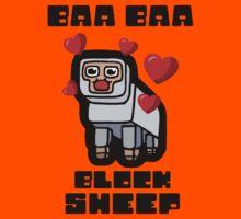 Baa Baa Block Sheep Kids Clothes