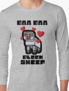Baa Baa Block Sheep Long Sleeve T-Shirt