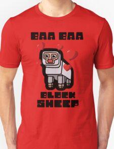 Baa Baa Block Sheep Unisex T-Shirt