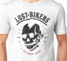 LOST BIKERS Unisex T-Shirt