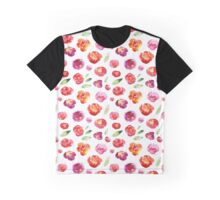 Watercolor flowers #3 Graphic T-Shirt