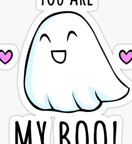 Haunted Love Sticker