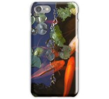 Clandestine Whispers iPhone Case/Skin