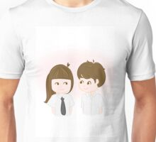 cute couple Unisex T-Shirt