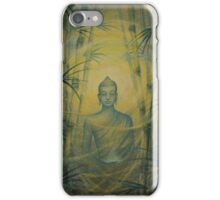 Emerging Buddha iPhone Case/Skin