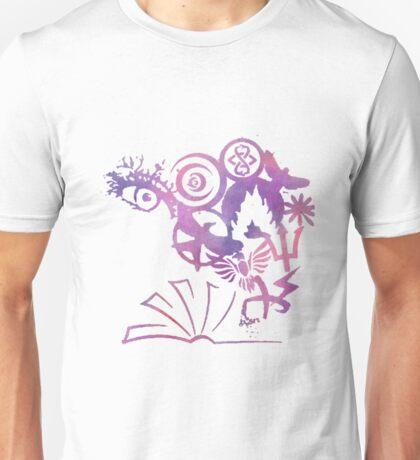all of your book fandoms v3.1 Unisex T-Shirt